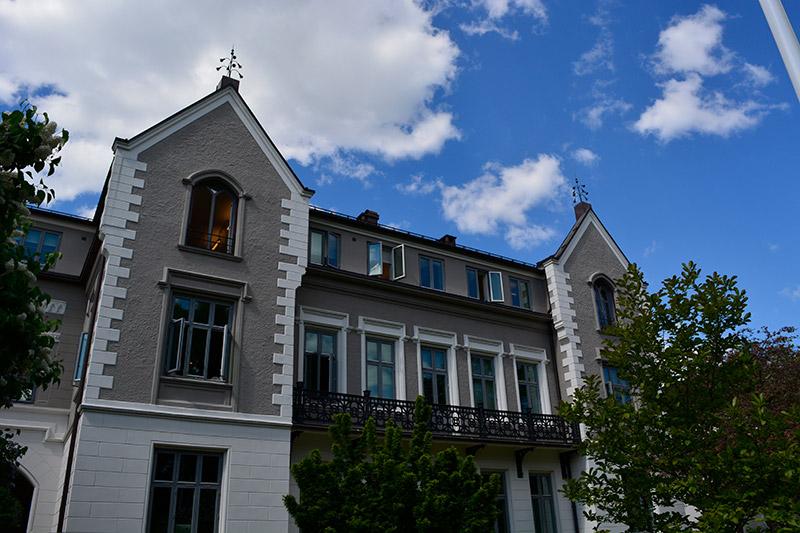 Oslo International House