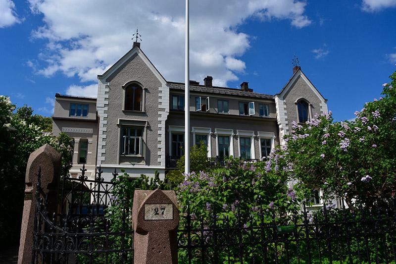 Oslo International House fasade